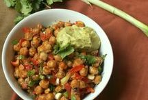 Vegetarian Recipes / by Candice Homstad