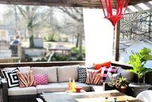 Outdoor Spaces / by Orbit Baby
