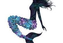 Mermaids & Beaches