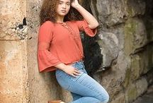 Unique Senior Pictures Ideas | Hershey, PA / Inspiration for senior portraits with the most unique, edgy, and fresh looks in Hershey, PA. #hersheyphotography #seniorpictures #seniorphotography #seniorportraits