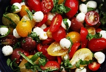 Recipes: Salads and Salad Dressings / Includes all sorts of salads (green, fruit, main dish, etc) as well as homemade salad dressings. / by Terri Houchin