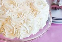 Recipes: Cakes, Pies, Cupcakes and Such / Here you'll find recipes for cakes, frostings, cobblers, cupcakes, pies and tarts, as well as some tips and tricks. / by Terri Houchin