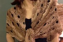 Prayer Shawls & Other Crochet Projects / by Memories Past and Present