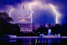 Lightning Strikes / by Bruce Evans