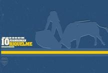 25 posters minimalistas: Futbol argentino