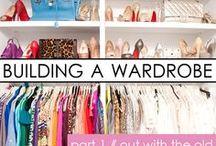 Dream Wardrobe / by Whitney Butterfield