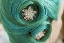 Glorious Hair / Hair styles, colors and tricks. / by Jennifer Pennington