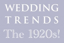 Wedding trends - 1920s