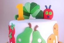 Hungry, Hungry Caterpillar birthday