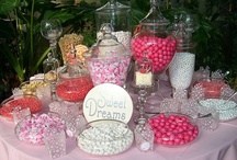 Candy Themed Birthday/ Candy Bars