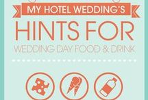 Wedding Planning Tips / Wedding planning tIps from industry professionals to make sure your wedding goes off without a hitch / by My Hotel Wedding
