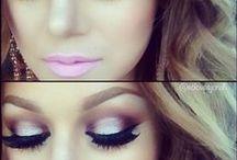 Pretty eyes ♥ / by Whitney Butterfield