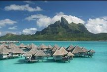 Honeymoon Ideas and Locations / Tips, fashion, ideas and locations for your honeymoon