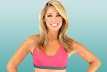 Denise Austin - If you Rest, You Rust! / My Collection of Denise Austin Info. and Video  / by Lisa Belles