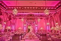 Wedding Lighting / Inspiration for lighting up your wedding and reception