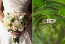 Garden Wedding Inspiration / Whimsical garden wedding inspiration / by My Hotel Wedding