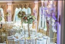 Wedding Centerpieces / Gorgeous wedding centerpieces