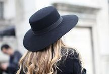 Fancy Hats / A chapeau for wherever you go....