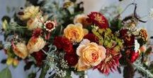 Deliciousness in florals / Lovely bouquets for weddings, tea parties, dinners, romance or just for the love of beauty