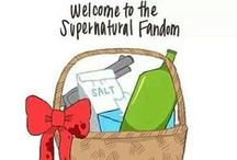 Supernatural!!!! / ... There is not enough space for me to describe how much I love this show and this fandom...  / by Jessica Sabbara