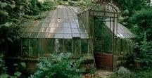 Greenhouses & Conservatories / Greenhouse and conservatory dreams ans inspirations