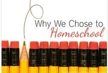 Homeschool / by Amy Stults