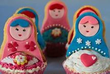 Matryoshka Dolls [Russian] / Multiple cuteness from Russia / by Claire Isabel