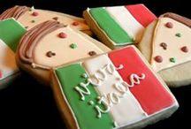Buon appetito / Grazie, altrettanto. I <3 Italian Cuisine! / by Claire Isabel