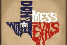 Texans are pinning it BIG!  / Finding useful, interesting & influential Texan things & Texans to follow on Pinterest is not that easy, so let's make this board, the Biggest & Best source on Pinterest for ALL things Texan!  Contributors can pin ANYTHING that is to do with Texas!  *PLEASE DON'T SPAM OR PIN ANY FALSE INFORMATION! PLEASE REFRAIN FROM PINNING THINGS THAT MAY SERIOUSLY OFFEND OTHERS!*   If you want to be added as a contributor of the board – Read http://texanpinterest.blogspot.com.au/ for details.    / by Claire Isabel ™ ☆