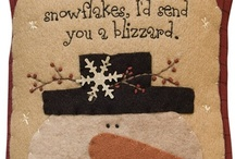 Snowmen / by Kimberly Tackett