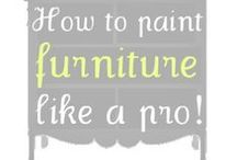 Furniture DIY / by Emily Abrahantes