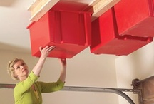 Get Organized / Tips, tricks and projects to help control your clutter.