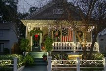 Deck the Halls! / Christmas decor ideas, inside and out / by Olivia Bridges
