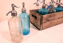 Seltzer Bottles / by Marja Schwedler