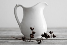 Pitchers and Jugs / by Marja Schwedler