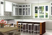 Your Kitchen, Your Way / Get inspired, make a plan, have it installed; start building your dream kitchen today!