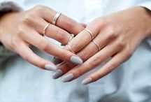 beauty / nails / by minna may design