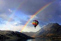 Rainbows / Magic of nature...