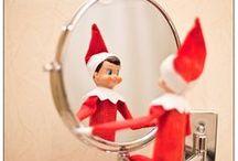 Christmas Elf on Shelf / by Esther Wilhelm