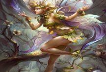 Living the Fantasy / Fantasy / by Toni Pindak