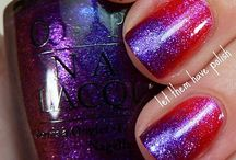 Colors of the Wind / Nail art and wild colors / by Kristin Smith