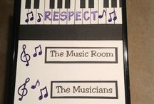 Charles Classroom / Elementary music classroom ideas / by Olivia Bridges