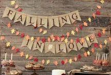Seasons | Fall / by Ashley Clark