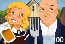 Go Fork Yourself Podcasts / by Andrew Zimmern