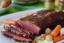 St. Patrick's Day Recipes / by Andrew Zimmern