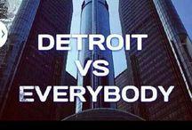 Detroit Rock City / Detroit / by Shannon Alore