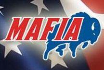 Social Media / Connect with #BillsMafia on Social Media
