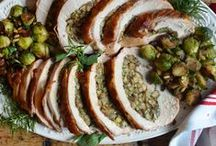 Thanksgiving Recipes / by Andrew Zimmern