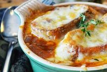 Hearty Winter Cooking / Stay warm with some hibernation-inducing recipes.  / by Andrew Zimmern