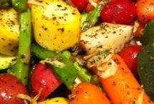 Veggies! / Vegetables and Veggie Sides / by Diane Eby